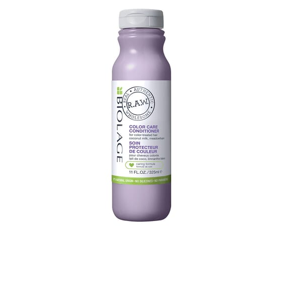 R.A.W. Color Care Conditioner 325 ml de Biolage