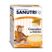 SANUTRI BOUILLIE CÉRÉALES INFANTILES SANS GLUTEN 600 g