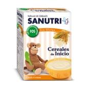 O Sanutri Cereais de Iniciação Sem Glúten Fos é uma papa de cereais ideal para os mais pequenos.