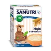 SANUTRI BOUILLIE MULTI-CÉRÉALES FOS 600 g