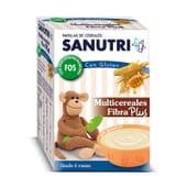 SANUTRI BOUILLIES MULTI-CÉRÉALES FIBRES PLUS FOS 600 g
