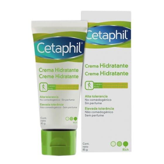 La crème hydratante de Cetaphil est la plus adaptée pour les peaux sèches et sensibles.