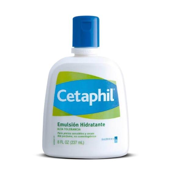 L'Émulsion Hydratante de Cetaphil aide à soulager les peaux sèches et sensibles.