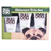 Skincare Lote Creme Hidratante + Creme Facial + Gel De Barbea da Bulldog