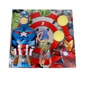 Avengers Capitão América EDT 1 x 3 Ud de Cartoon
