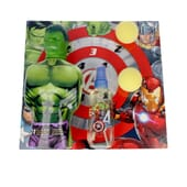 Avengers Hulk EDT 1 x 3 Ud de Cartoon