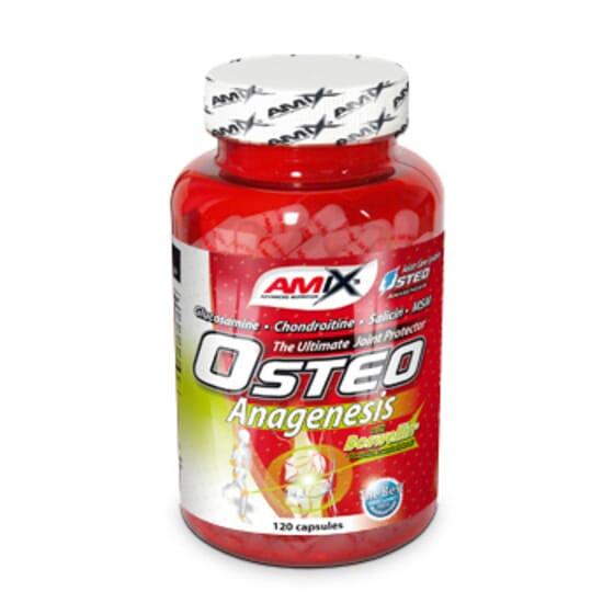 Osteo Anagenesis 120 Caps de Amix Nutrition