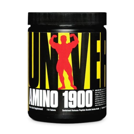 AMINO 1900 300 Tabs de Universal Nutrition