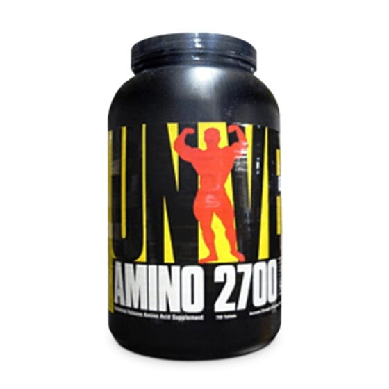 AMINO 2700 120 Tabs de Universal Nutrition
