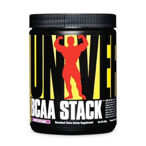 Bcaa Stack 250g de Universal Nutrition