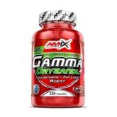 Gamma Oryzanol 120 Caps da Amix Nutrition