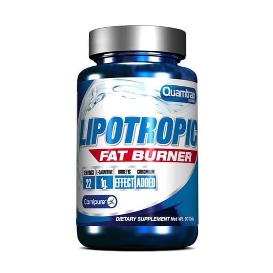 Lipotropic Fat Burner 90 Tabs de Quamtrax