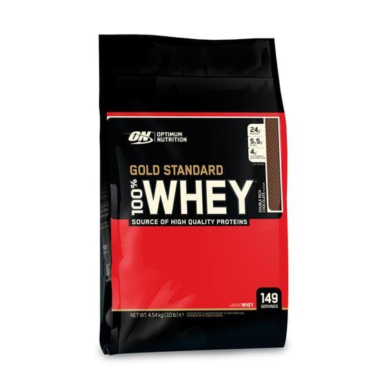 100% Whey Gold Standard 4,54 kg Optimum Nutrition