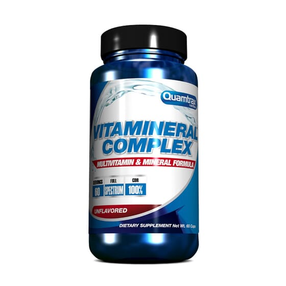 Vita Mineral Complex 60 Caps da Quamtrax