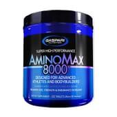 AMINOMAX 8000 - 350 Comp - GASPARI NUTRITION