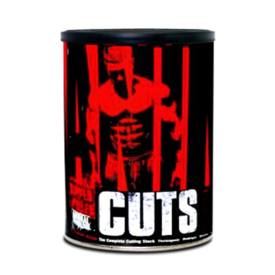 ANIMAL CUTS 42 Packs de Universal Nutrition