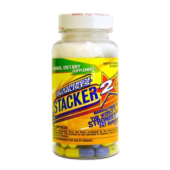Stacker 2 100 Caps de Stacker 2