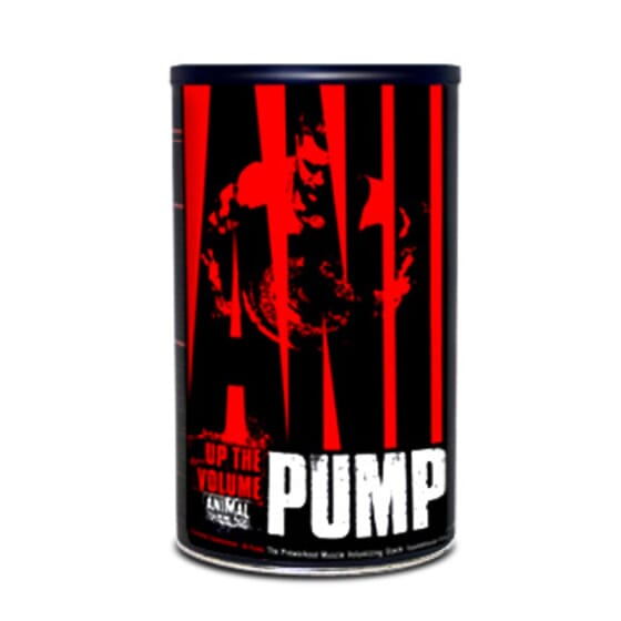 ANIMAL PUMP 30 Packs de Universal Nutrition