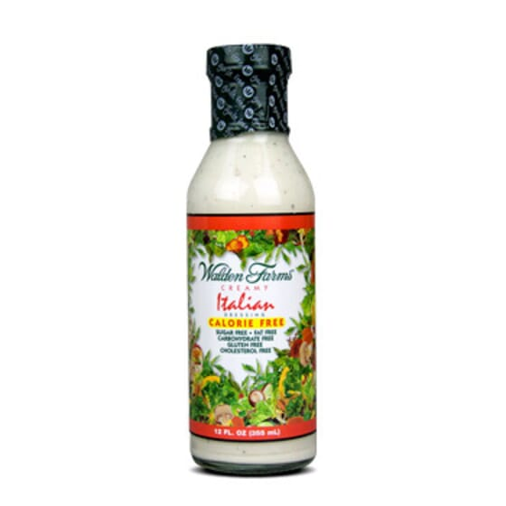 CREAMY ITALIAN DRESSING - WALDEN FARMS