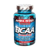 BCAA EXTREME PURE 120 Gélules - AMINOSTAR