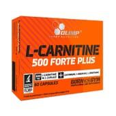 L-CARNITINE 500 FORTE PLUS 60 Caps de Olimp