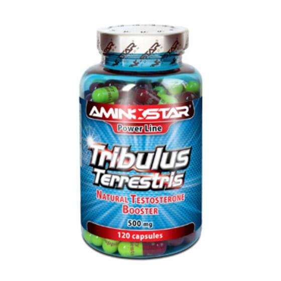 Tribulus Terrestris 500 mg 120 Caps de Aminostar