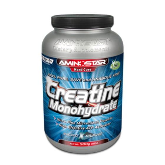 Monohidrato De Creatina 500g da Aminostar