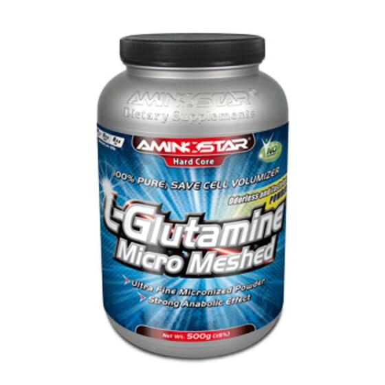 L-Glutamine Micro Meshed 500g de Aminostar