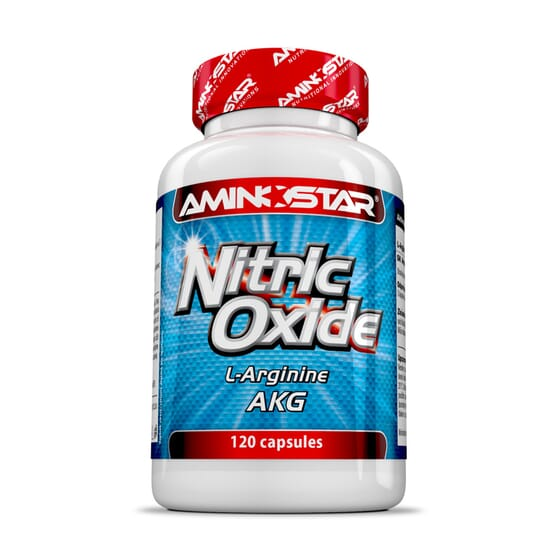 Nitric Oxide 120 Caps de Aminostar