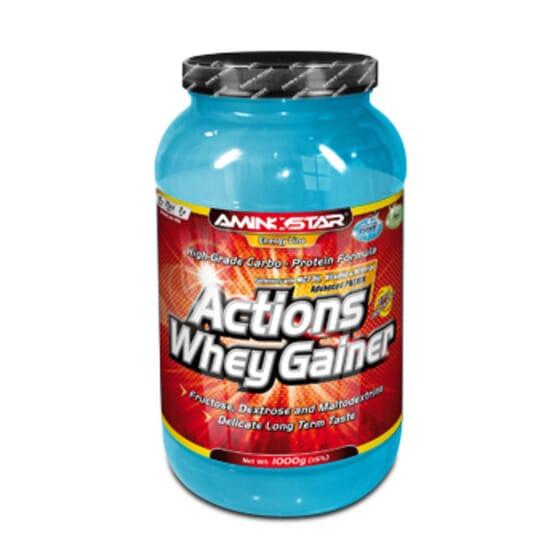 Whey Gainer Actions 2,25 Kg da Aminostar
