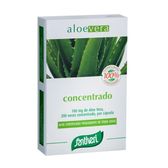 Aloe Vera 40 Caps da Santiveri