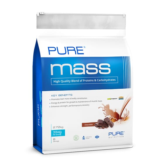 Pure Mass 2,72 Kg da Pure Nutrition