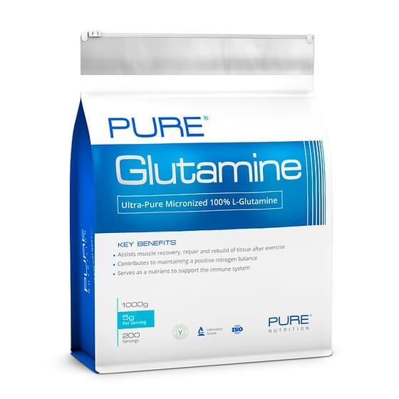 PURE GLUTAMINE 1000g - PURE NUTRITION