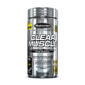 Clear Muscle 168 Liquid Caps de Muscletech