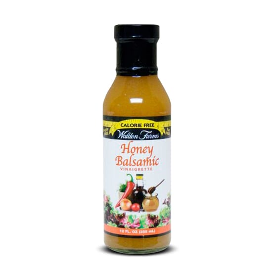 HONEY BALSAMIC VINAIGRETTE 355ml - WALDEN FARMS