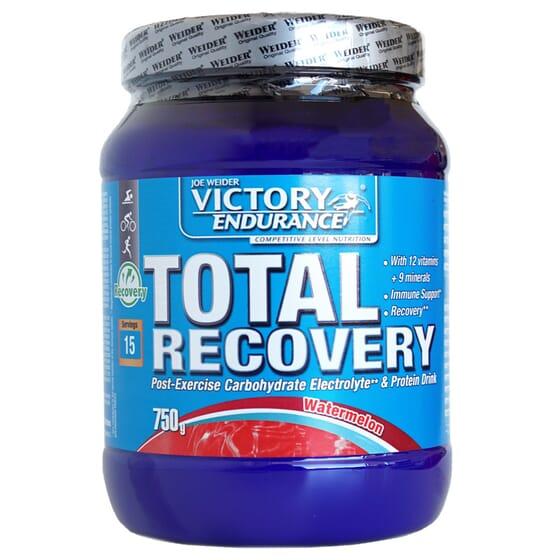 Total Recovery 750g da Victory Endurance