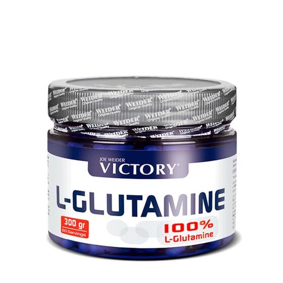 L-GLUTAMINE 1 x 300g da Victory