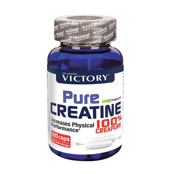 PURE CREATINE 120 Caps da Victory