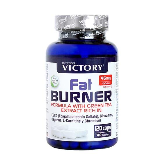 FAT BURNER 120 Caps da Victory