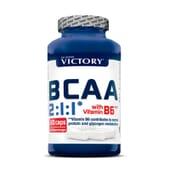 BCAA 2:1:1 - 120 Gélules - VICTORY