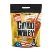 Gold Whey 2kg de Weider