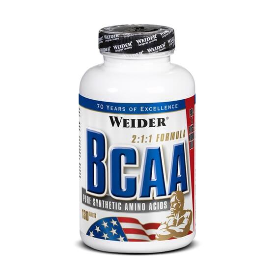BCAA 130 Comprimés - WEIDER