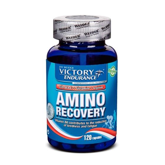 Amino Recovery 120 Caps da Victory Endurance