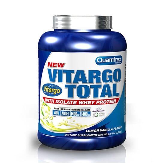 Vitargo Total 2,5 Kg da Quamtrax