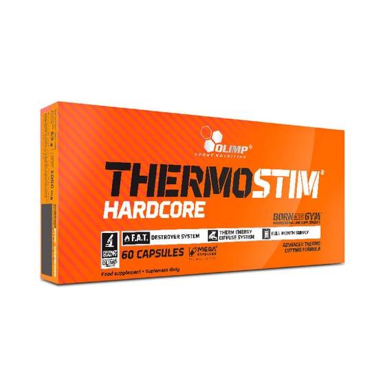 Thermo Stim Hardcore 60 Caps de Olimp