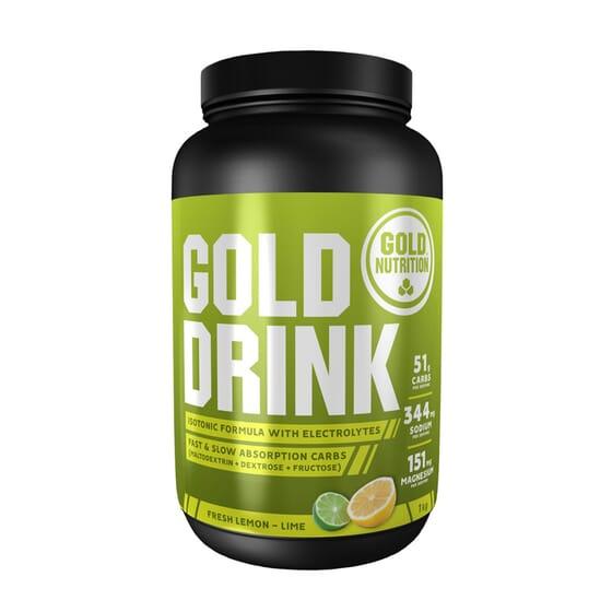 GOLD DRINK 1 Kg Gold Nutrition