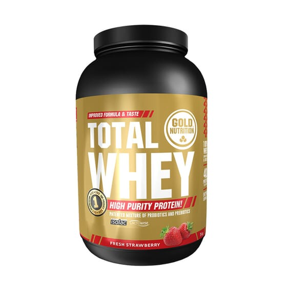 Total Whey 1 Kg da Gold Nutrition