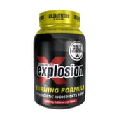 Extreme Cut Explosion 120 Caps de Gold Nutrition