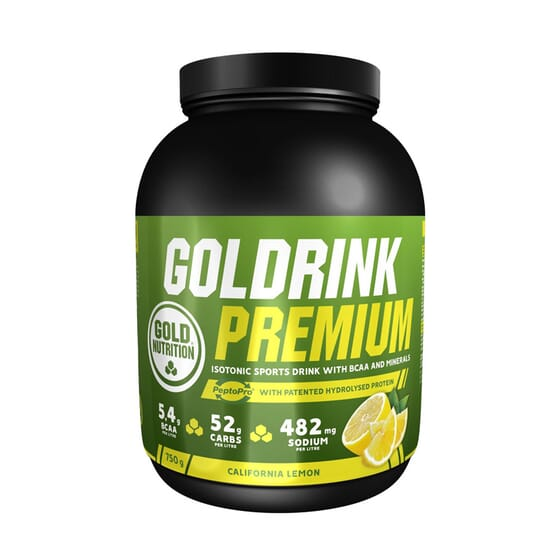 Goldrink Premium 750g da Gold Nutrition
