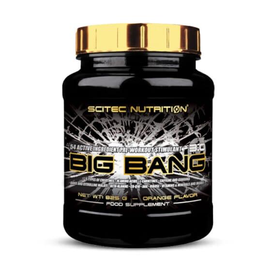 Big Bang 3.0 - 825g da Scitec